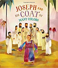 Joseph and His Coat of Many Colors