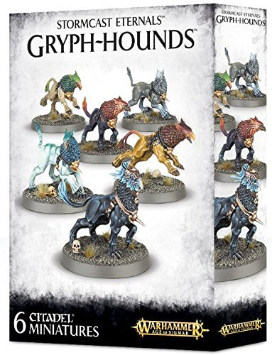 Stormcast Eternals Gryph-hounds 96-31 - Warhammer Age of Sigmar
