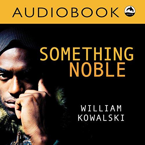 Something Noble audiobook cover art