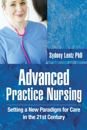 51eH+qHkZUL - Advanced Practice Nursing: Setting a New Paradigm for Care in the 21St Century