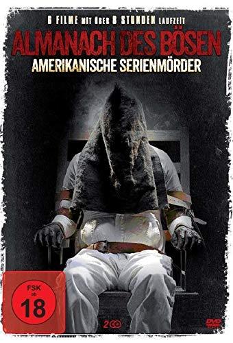 Almanach des Bösen - Amerikanische Serienmörder [2 DVDs]