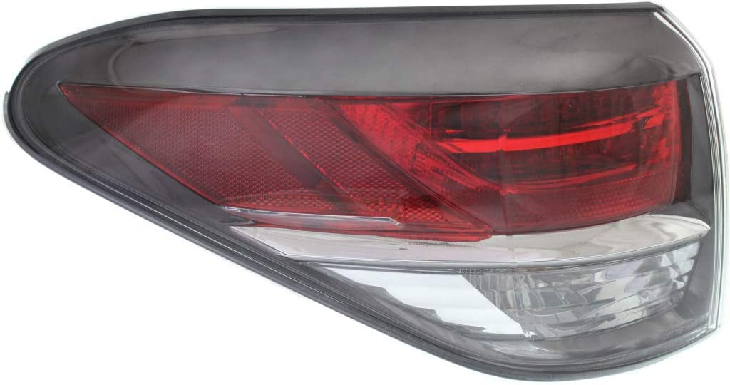 For Lexus Max 42% NEW before selling ☆ OFF RX350 Outer Tail Light 2013 LX28 Driver Side 2015 2014