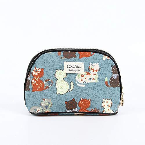 sac de cosmétiques multifonctionnelle de sac, sac de voyage recevant de grande capacité,six