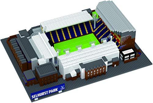 Premier League Football Crystal Palace Selhurst Park BRXLZ Stadium Construction Building Toy 3D Premier League One
