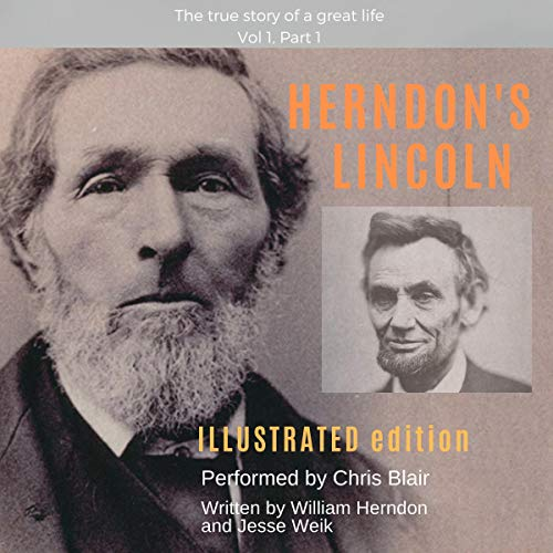 Herndon's Lincoln: Vol. 1, Part 1 audiobook cover art