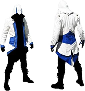 Assassin's Creed Cosplay Connor Jacket Costume