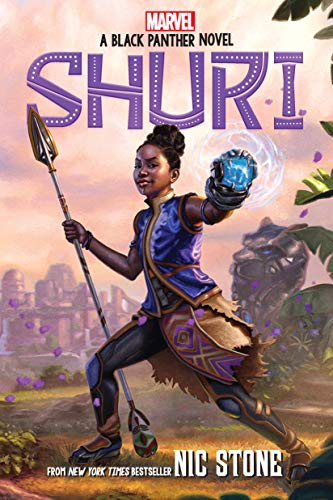 Shuri: A Black Panther Novel (Marvel) - Kindle edition by Stone, Nic.  Children Kindle eBooks @ Amazon.com.