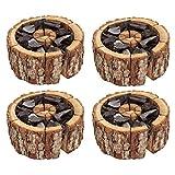 Verico Best Sporting Einweggrill Einmal Holzkohle Grill Eco Größe 16-20