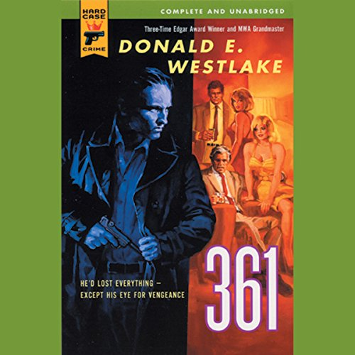 361 audiobook cover art