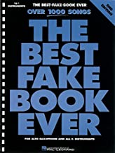 The Best Fake Book Ever: B-flat Edition