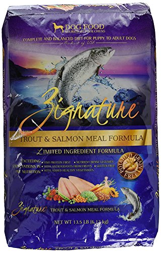 Zignature Trout & Salmon Dry Dog Food