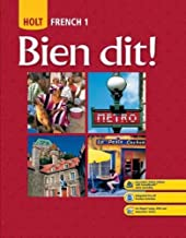 Best french 1 book bien dit Reviews