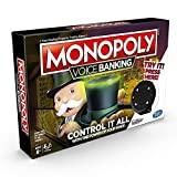 Image of Kids Toys Play Time Monopoly Voice Banking Electronic Family Board Game - Age: 8+