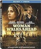 WOMAN WALKS AHEAD (BD) (UV) [Blu-ray]