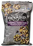 Off The Eaten Path Chickpea Veggie Crisps with Rice, Chickpeas, Black Beans & Real Purple Sweet Potatoes (19oz Big Bag) (1)