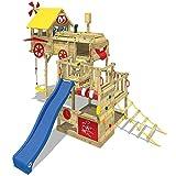 Wickey Torre de Juegos Smart Express Torre de Escalada Madera Tren de Juguete con la Que Sube...