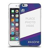Head Case Designs Officially Licensed Custom Customised Personalised Scotland Rugby como uno Gráficos Personalizados Carcasa de Gel de Silicona Compatible con Apple iPhone 6 Plus/iPhone 6s Plus