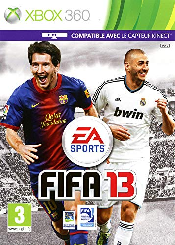 Electronic Arts FIFA 13, Xbox 360