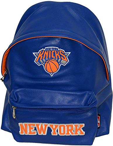 ZAINO AMERICANO New York Knicks NBA UFFICIALE SCUOLA + omaggio penna + omaggio segnalibro