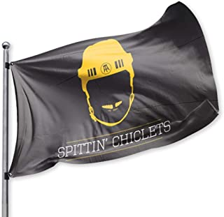 Barstool Sports Spittin Chiclets Flag from, Perfect for Tailgating College Fraternities Weekend Sports