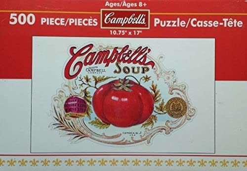 Campbell's 500 Piece Puzzle by Karmin International