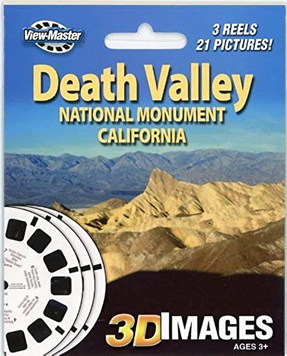 tienda de descuento ViewMaster 3Reel Set - Death Valley - 21 21 21 3D Images by 3Dstereo ViewMaster  suministro directo de los fabricantes