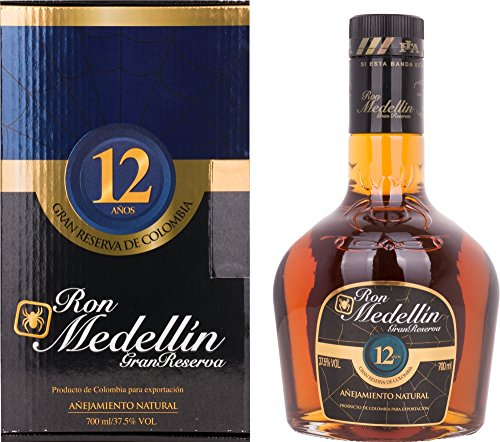 4. Ron Medellin añejo