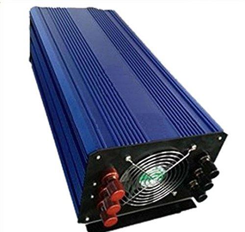 Rejilla GOWE 4000 W DC110V de onda sinusoidal pura Solar o eólica...