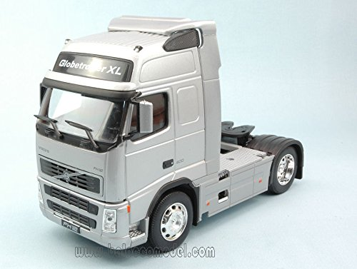 MOTRICE VOLVO FH12 SILVER 1:32 - Welly - Camion - Die Cast - Modellino