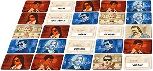 Asmodee CGE CGED0041 Codenames XXL, Familien-Spiel, Deutsch