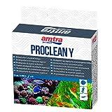 AMTRA PROCLEAN Y - biodegradatore deglii inquinanti organici in acquari d'acqua dolce e marina, depuratore d'acqua naturale per acquari . Formato 10 fiale x 5 ml
