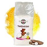 Naturmind Tapiokaperlen weiß 1000g / Bubbles Tea - aufgeweichte Tapiokaperlen / Glutenfrei...