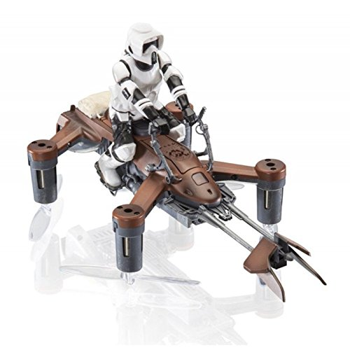 Drone Star Wars 74-z Speeder Bike Quadcopter