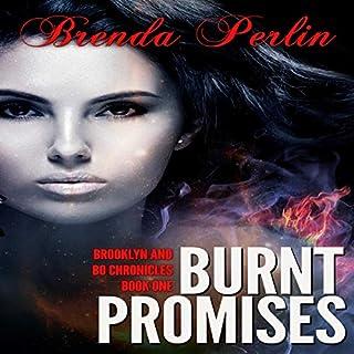 Burnt Promises audiobook cover art