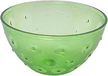 TKP Products Unbreakable Bowl for ice-Cream 125ml (Green) Set of 6 pcs