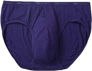 Men's Comfort Soft Modal Sexy Bikini Briefs Breathable Pouch Briefs