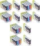 Start - 30 cartuchos de repuesto compatibles con LC970 / LC1000 para Brother DCP-130C, DCP-330C, DCP-350C, DCP-353C, DCP-357C, DCP-535CN, DCP-540CN, DCP-560CN, DCP-680CN, DCP-750CW, DCP-770CW, MFC-240C, MFC-3360C, MFC-440CN, MFC-465CN, MFC-5460CN, MFC-5860CN, MFC-660CN, MFC-665CW, MFC-680CN, MFC-685CW, MFC-845CW, MFC-885CW y otros.