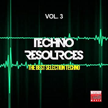 Techno Resources, Vol. 3 (The Best Selection Techno)