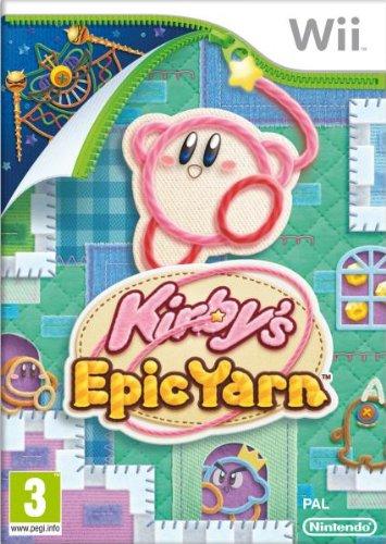 Kirby's Epic Yarn Wii [Importación Inglesa]