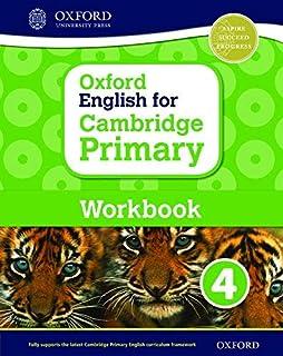 Oxford English for Cambridge Primary Workbook 4