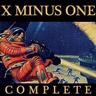 X Minus One: Complete audiobook cover art
