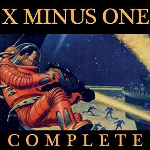 X Minus One: Complete cover art
