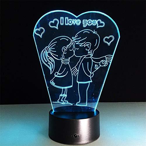jiushixw 3D acryl nachtlampje met afstandsbediening kleurverandering tafellamp mooie banker kleurverandering viool bas model creatieve bureaulamp kamerdecoratie nieuwigheid