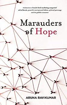 Marauders of Hope by [Aruna Ravikumar]