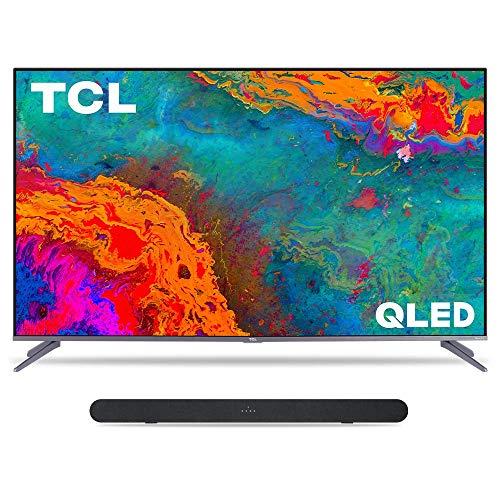 TCL 50' TV & Alto 6 Sound Bar