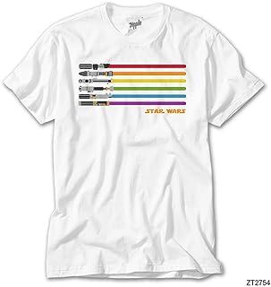 Star Wars Sword Beyaz Tişört