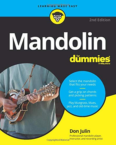 Mandolin For Dummies, 2nd Edition (For Dummies (Music))
