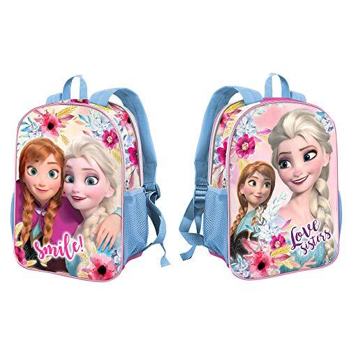 Karactermania Frozen Smile zaino Dual  Piccolo  Mochila Infantil  32 centímetros 9.25