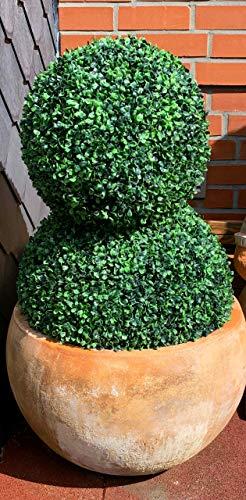 Buchsbaumkugel Buchskugel ca. 50/52 cm zur Innen- und Außendekoration - 3