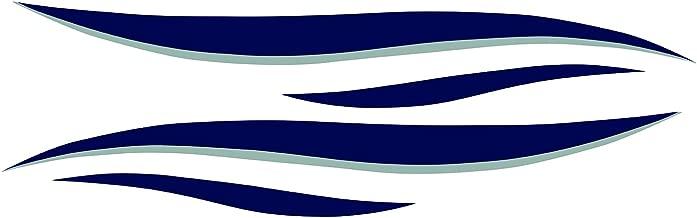 2 RV TRAILER KEYSTONE BOBCAT GRAPHICS DECALS -1411-2